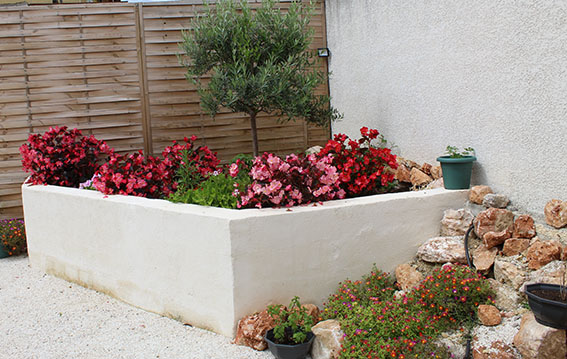 fleurs villa maimona balaruc les bains
