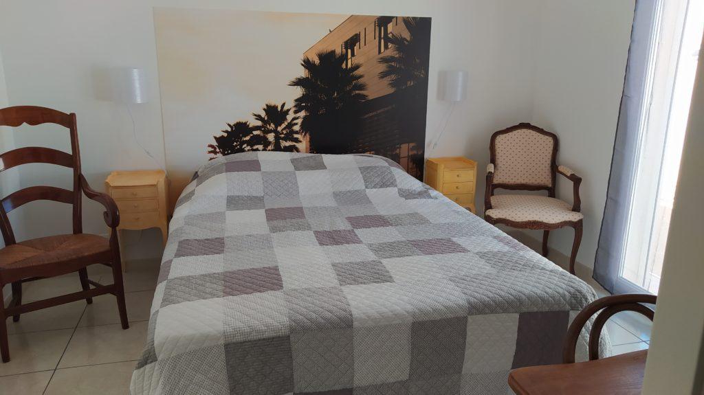 chambre gîte la tintaine balaruc les bains villa maimona